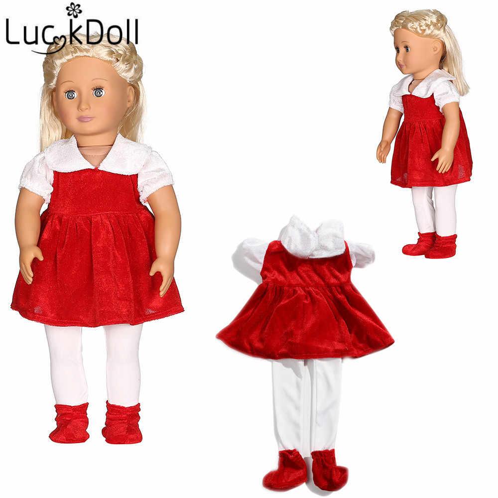 Ropa interior de muñeca de la suerte y bragas de vestir de 18 pulgadas American 43cm accesorios de ropa de muñeca, juguetes para niñas, generación, regalo de cumpleaños