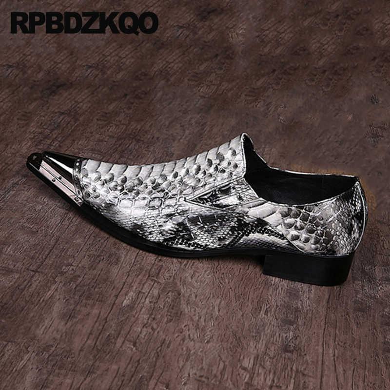 46 Plus Size White Alligator Python
