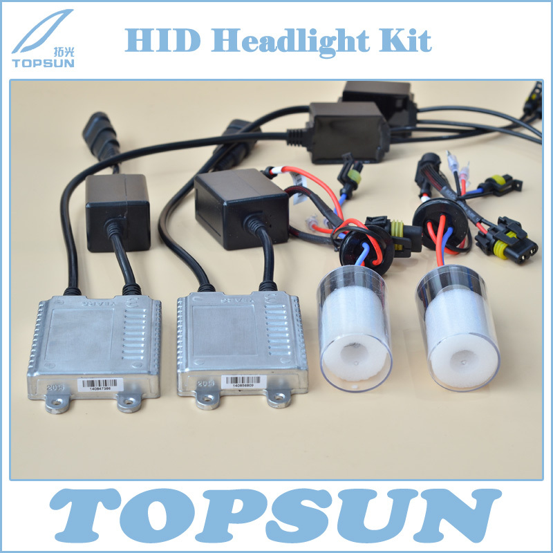 GZTOPHID Headlight Kit Hylux 2A88 CANBUS ballast and Cnlight straight HID Bulb H1 H3 H7 H9 H11 9005 9006 880 881 HB3 HB4 high quality car styling case for hyundai sonata 2011 12 headlights led headlight drl lens double beam hid xenon car accessories