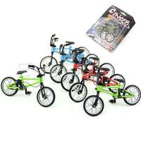 Free shipping Mini Fuctional Finger Mountain Bike BMX Fixie Bicycle Bike Boy Toy Creative Game
