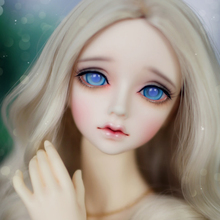 цена 2020 New Arrival 1/3 BJD Doll BJD/SD Fashion Roselyn Resin Joint Doll For Baby Girl Birthday Chrismas Gift With Eyes онлайн в 2017 году