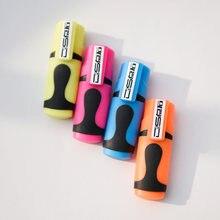 Милая Мини Портативная скошенная цветная маркер фломастер 5