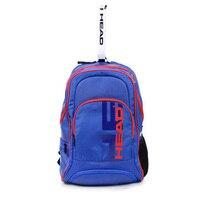 Yetişkinler kafa tenis raketi çantası sırt çantası nefes spor sırt çantası 1 2 adet raketleri Racquete ayakkabı çanta ile çift omuz|Raket Sporu Çantaları|Spor ve Eğlence -