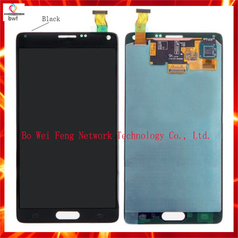 LCD Display +Touch Screen Digitizer Assembly for Samsung Galaxy Note 4 N910 N910A