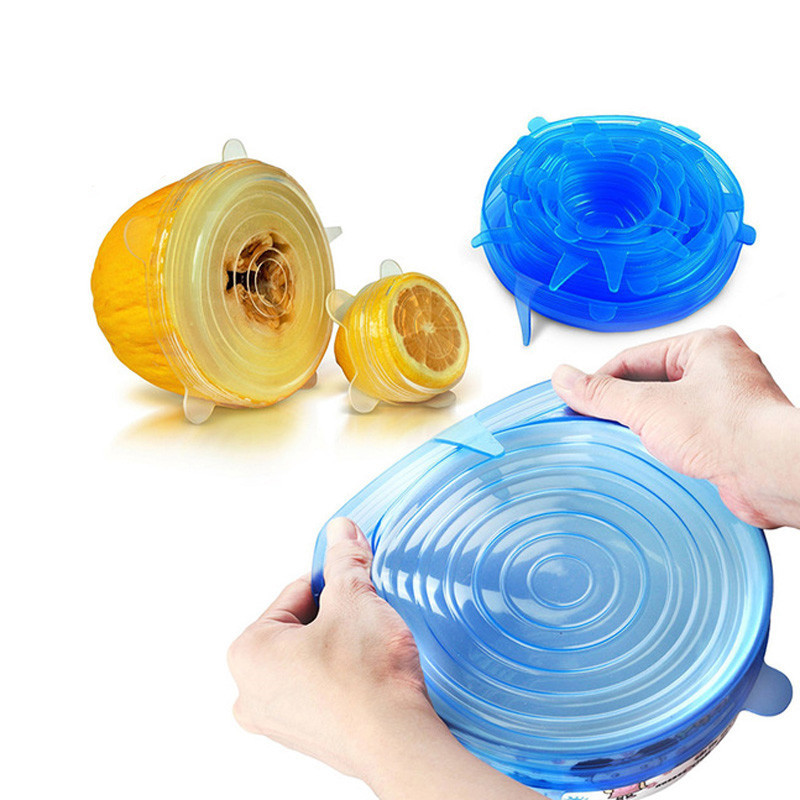 FHEAL-Universal-Silicone-Saran-Food-Wrap-Lid-bowl-Pot-Lid-silicon-Stretch-Lids-Silicone-Cover-Pan