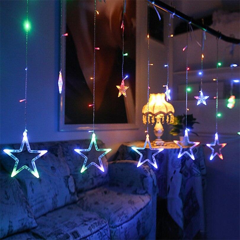 Φ_ΦTrecaan LED Étoile Lumière lumières De Noël Intérieur/Extérieur ...