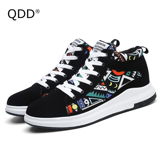 Autumn   Winter Selection! Lovers Skateboard Shoes 126eb9af5f7