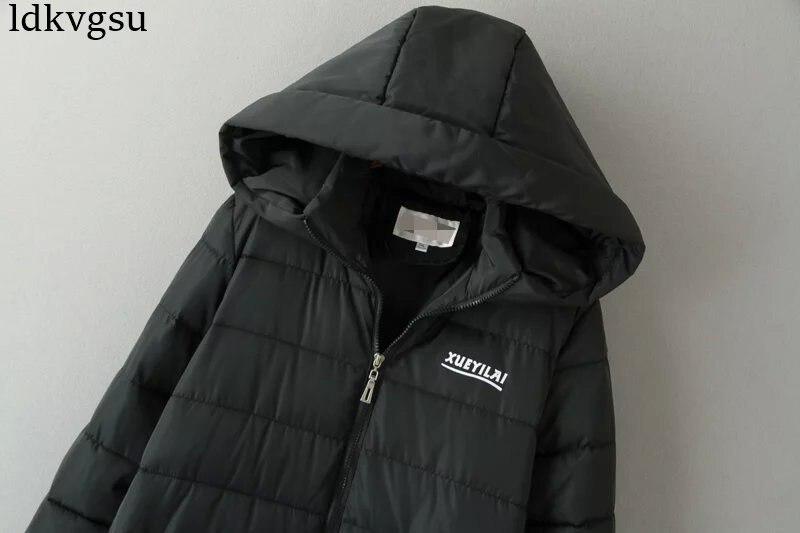 2018 Winter Jacket Women Winter Coat Women Plus Size 6XL Long Parka Cotton-Padded Down Cotton Coats Women Wadded Jackets A887
