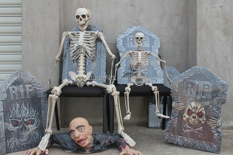 Cm terreur halloween props spookhuis kamer escape kunstmatige