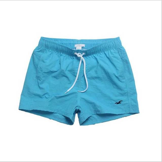 Mesh Lined Mens Swimming Shorts Nylon Quick Dry Swimwear Men Short Surf Swim Trunks Beach Leisure Sport Wear Swimsuit Briefs Man