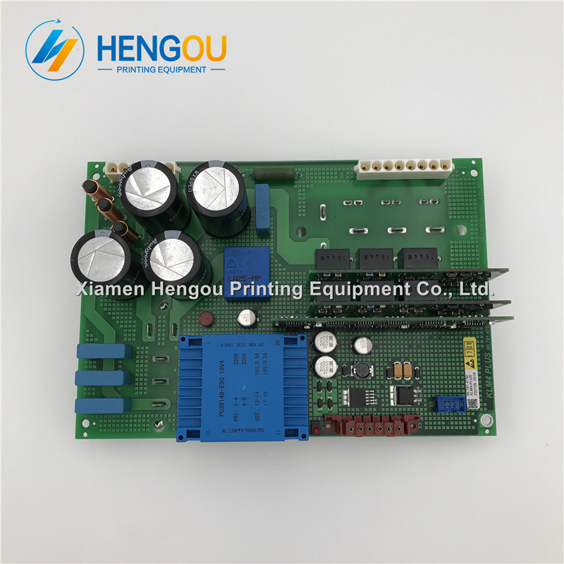 2 Pieces Free Shipping High quality 00.781.4754 M2.144. 2111 circuit board Heidelberg CD102 Compatible KLM4 board 00.785.0031 1 pcs high quality heidelberg parts new board ltk50 91 144 8021 01a water reel drive circuit board ltk 50 91 144 8021
