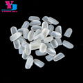 500PCS Oval Round Style Acrylic UV Gel false Nail Art Tips Full Cover Fake Artificial Nails Tip Decorations Stickers Beauty Tool