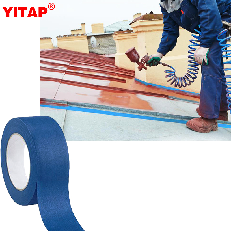 Custom Paints Acrylic Adhesive Blue Painters Tape for Wall or 3d Printer color for painters page 8
