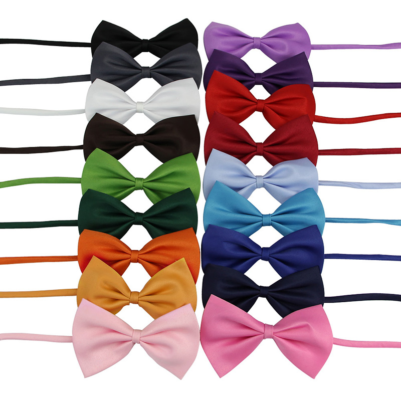 Wholesale Fashion Cute Child Chorus Perform Adult Student Bow Tie Necktie Collar Clothes 2