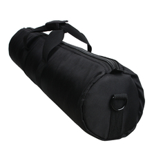 55cm Padded Strap Camera Tripod Carry Bag Case For Manfrotto Gitzo Velbon black