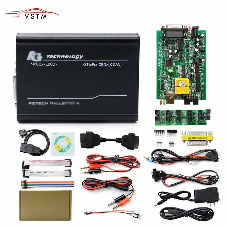 V54 FGTech v0475 vd300 Galletto 4 Master BDM Tricore OBD Function FG Tech ECU Programmer with Multi langauge Free Shipping|Code Readers & Scan Tools| - AliExpress