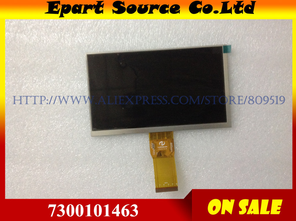 A+ 7inch LCD Screen 7300101463 E231732 7300130906 HD 1024*600 LCD Screen Moniter For Tablet Cube U25GT Tablet PC MID