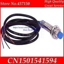 10 ピース × LJ12A3 4 Z/PNP 近接センサの検出スイッチ DC6 36V 12 ミリメートル。 LJ12A3 4 Z/BX NPN