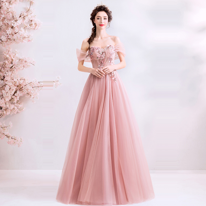 Evening     Dress   Sexy Lace Boat Neck Women Party   Dresses   2019 Long Plus Size Backless Robe De Soiree Sleeveless   Evening   Gowns E634