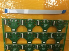 100 Set Kabel + Hoge Kwaliteit Usb poort Opladen Socket Voor PS4 Dulshock Controller Met Board Jds 011
