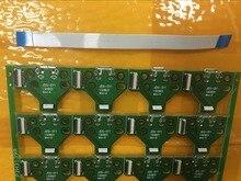 100 セットケーブル + 高品質 usb のポート充電ソケット PS4 dulshock コントローラボード jds 011