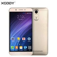 XGODY Y20 3G Débloqué Smartphone 6 Pouce MTK6580 Quad Core 1G + 8G Hébreu Tactile Android 5.1 Mobile Téléphone Livraison Antichoc Téléphone cas