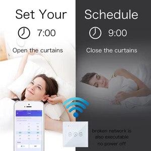 Image 3 - Interrupteur intelligent de rideau commande vocale