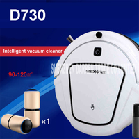 Robot Vacuum Cleaner With Large Suction Power Wet And Dry Mopping The Water Tank Vacuum Seebest