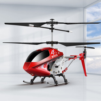 2.4G 3.5CH Hover Altitude Hold RC Helicopter With Gyro RTF - S107H 1