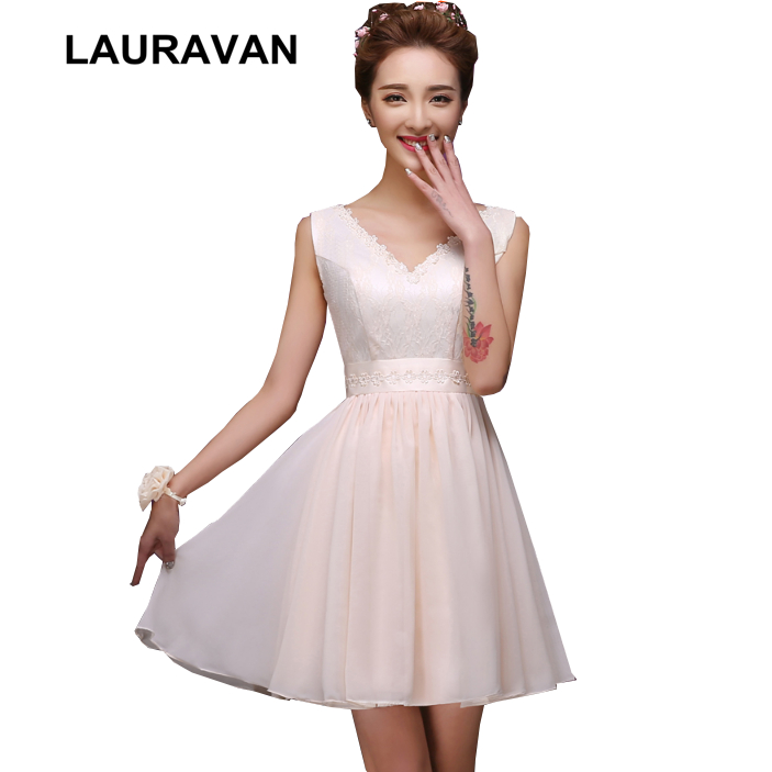 high fashion maxi woman v neck bridesmaid girl dress party elegant chiffon champagne color grecian gown dresses 2019 for guest