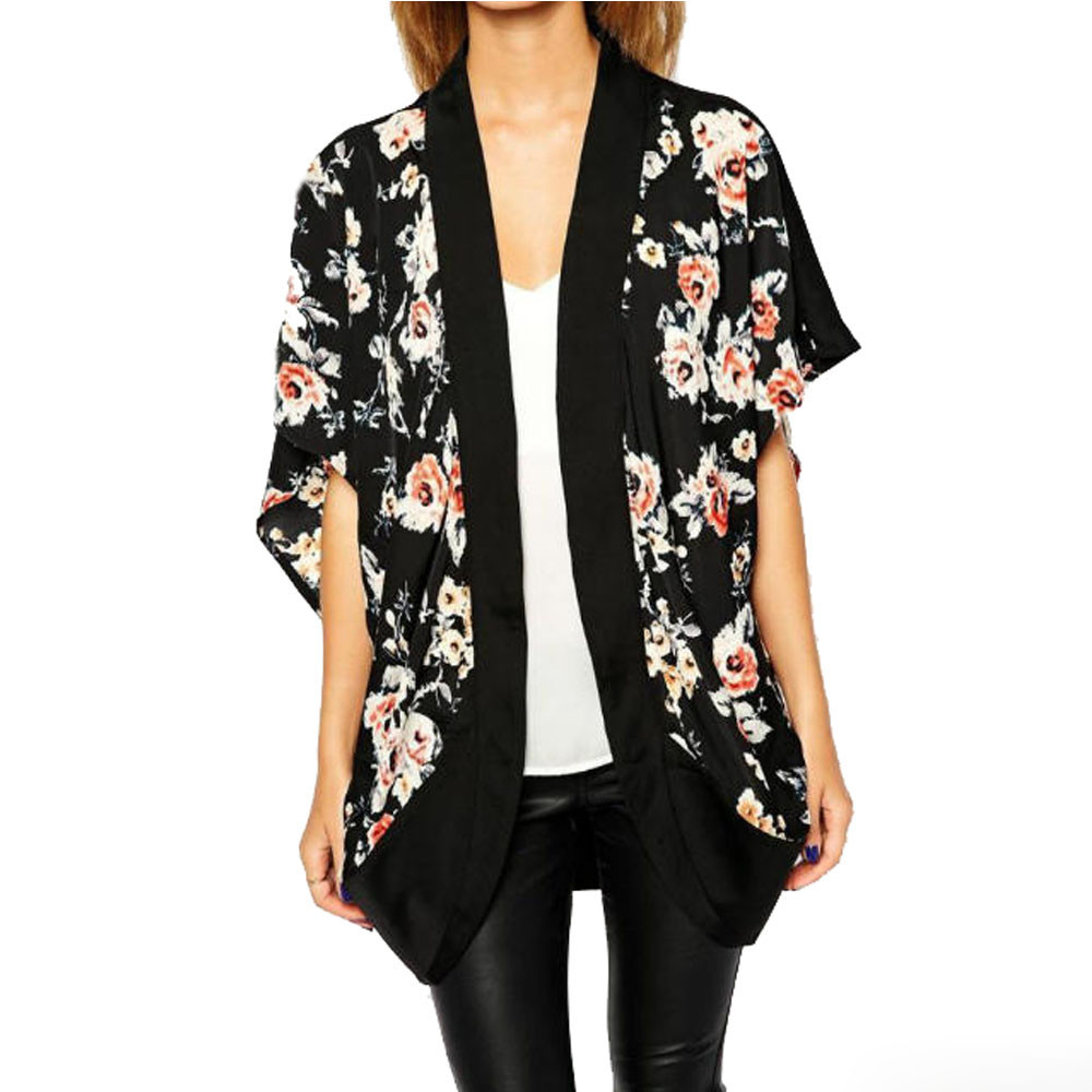 Hot Sale 2017 Top Design Fashion Ladies Women Floral Printed ...
