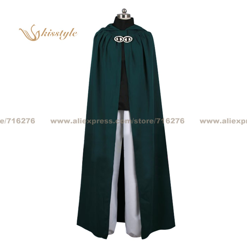 Kisstyle Fashion Tsubasa: Reservoir Chronicle Syaoran Uniform COS Clothing Cosplay Costume,Customized Accepted все цены