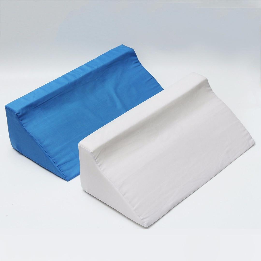 mayitr foam bed wedge pillow leg elevation back lumbar