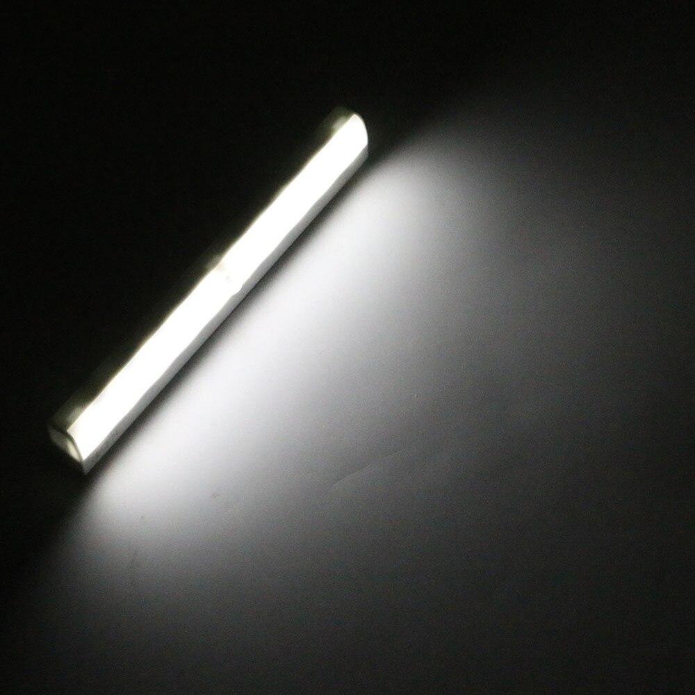 LED Bright PIR Motion Sensor Light Cabinet Wardrobe Drawer Room Lamp Bulb White Bright Bulbs High Quality 2017