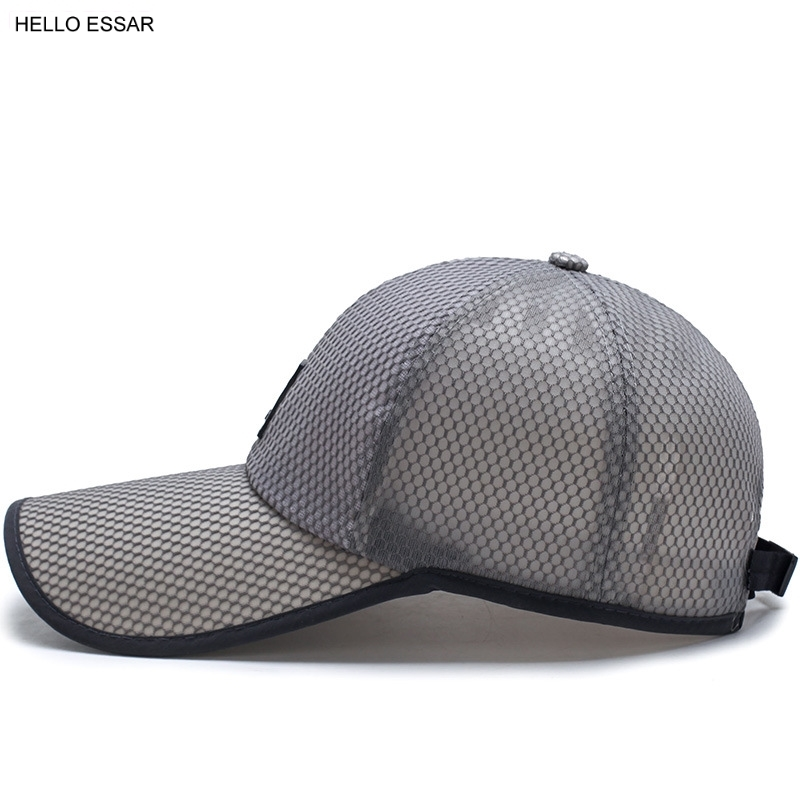 NEW Rapid Drying Men Baseball Cap Women Snapback Golf Sports Hat Cap Outdoors Travel sun hat sunscreen shade Hats C1118