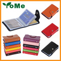 100% Genuine Cow Leather cardholder Korea Fashion Women&Men's Name Bank  Credit Card Holder Wallet,Holiday Gifts,YC-BH002