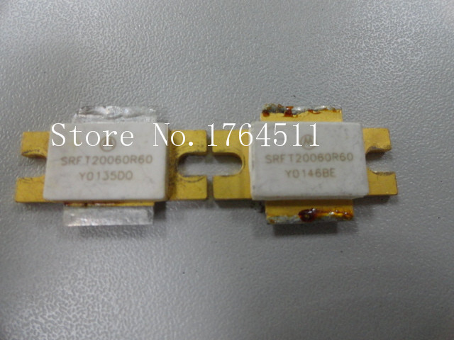 [BELLA] SRF T20060R60 RF Microwave Power High Frequency Tube  --3PCS/LOT