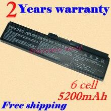 JIGU New bateria do portátil para Toshiba Satellite L515D L600 L600D L630 L635 L640 L640D L645 L645D L650D L655D L670 L675D M300