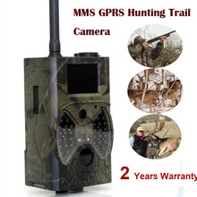 MMS GPRS Hunting Camera HC300M 940nm Black IR 12MP 1080P Scouting Wildlife Cameras SMS SMTP Trail Camera