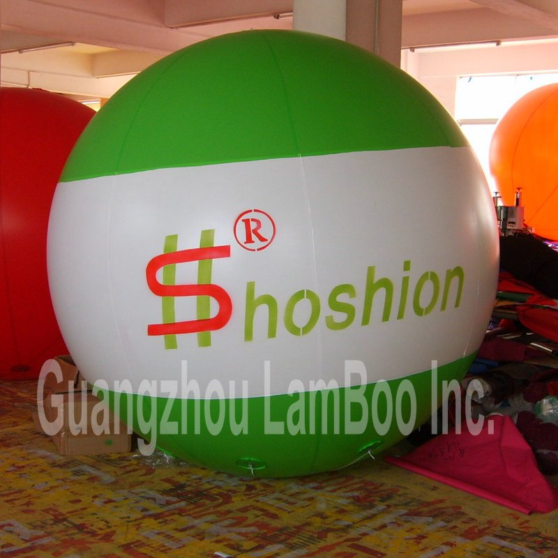 NICE HOT 2M Inflatable Advertising Helium Balloon with your big LOGO  for promotion, advertisement/FREE ShippingNICE HOT 2M Inflatable Advertising Helium Balloon with your big LOGO  for promotion, advertisement/FREE Shipping