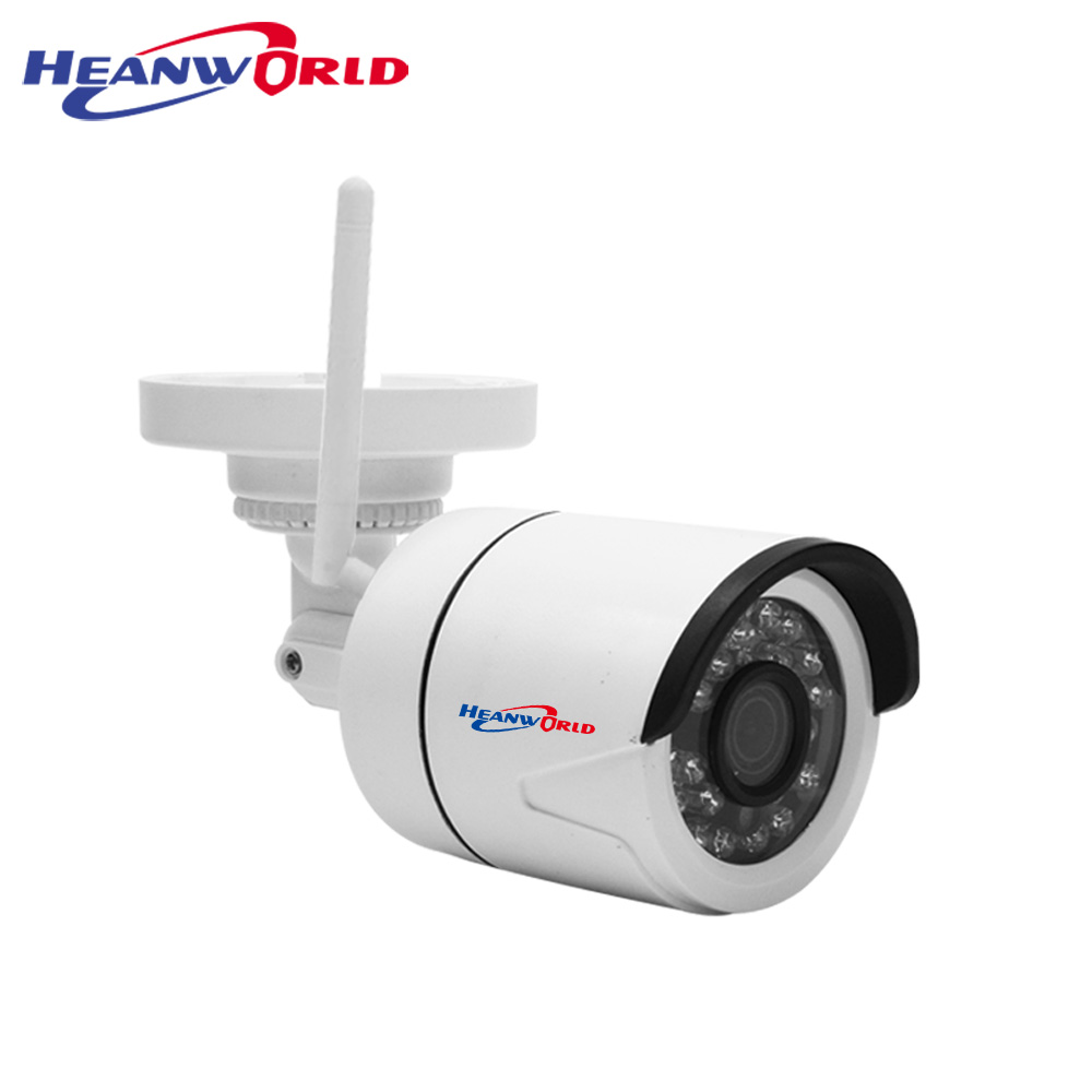 IP Camera 1080P 2MP Wifi Wireless Outdoor security Camera Full HD SD Slot CCTV Mini Camera