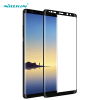 NILLKIN 0 1MM Ultra Thin Tempered Glass For Samsung Note 8 Screen Protector 3D Soft Glass