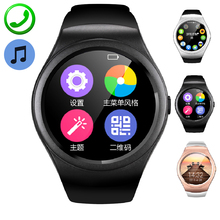 2G Android Smart Wrist Watch GSM Bluetooth SIM TF Card Sport Clock Smartwatch Music Anti Lost