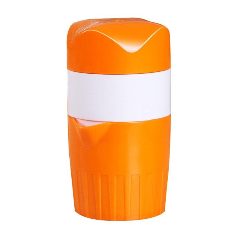 Hand Press Juicer Strumento Domestico Spremiagrumi Manuale Succo di Bottiglia Mini Travel Piccolo Macchina di Frutta Squeezer Extractor Mano Premere Tazza