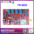 2017 FEIKONG led control card GPRS usb port, FK-BG5 led controller rgb led display screen scrolling message sign, programmable