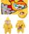 YOLFEERT Espesar Unisex Invierno 0-18 M Bebé Recién Nacido de Los Mamelucos Del Mono Guardapolvos Del Mameluco de la Ropa Del Muchacho Del Bebé Ropa Traje Para La Nieve BS007