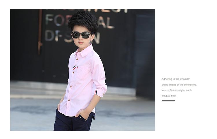 HTB1knpVPpXXXXXWXFXXq6xXFXXXl - 2017 Boys Clothes New Spring Autumn Boys' Cotton Casual Shirts Kids Long Sleeve Shirt Boys Blouses Turn-Down Collar Shirt