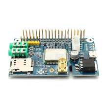 Hot Sale SIM800C GPRS GSM Module Development Board With SMA Antenna For Raspberry Pi