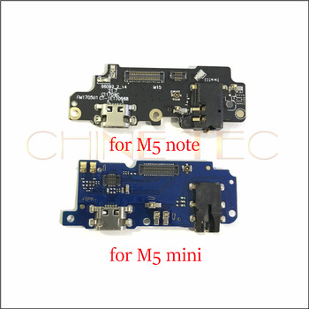 5x  OEM USB Charging charger Port flex Cable with Mic headphone jack  for Meizu M5 Note M5 M5S mini meilan Note5 meilan 5 5S