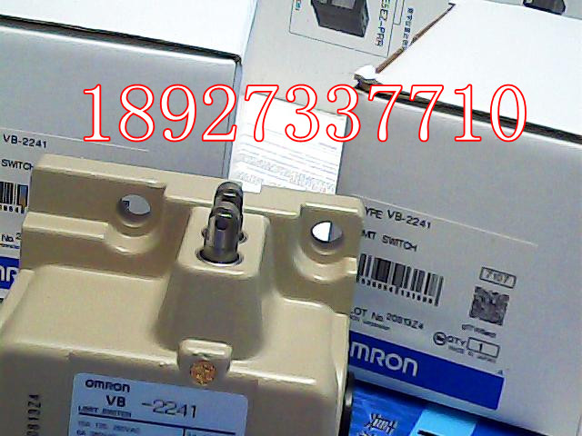 [ZOB] Supply of new original Omron omron limit switch VB-2241 [zob] supply of new original omron omron limit switches d4n 212g 5pcs lot